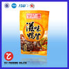 Customized heat seal food bag with easy tear