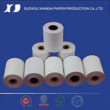 57mm*40mm ampiamente usato carta termica pos carta carta delle banconote
