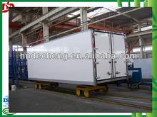 Customized refrigerator box ,dry cargo box body,insulated van