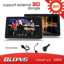 9inch windows tablet pc gps TV dvb-t built in 3g gps wifi fm radio