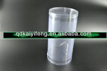 champagne PVC packaging box,durable PVC packaging box for wine,brandy/champagne/red wine PVC packaging box wholesale