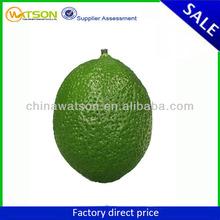CHAO.S artificial fake decorative plastic lemons fruit