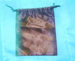 high quality mini satin bag