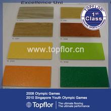 Commercial Vinyl Flooring Roll/PVC School Flooring