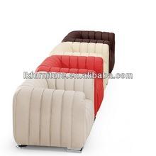 Popular Office Sofa With Metal Feet 1410#