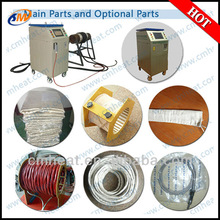 Low cost energy save Middle frequency automatic Induction Heating for shrink fit,bending,PWHT,melting with tempreture curves
