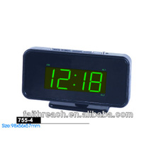 Low price!!! 12V digital lcd car clock