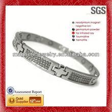 amazing wholesale new black titanium bracelet mens titanium bangle