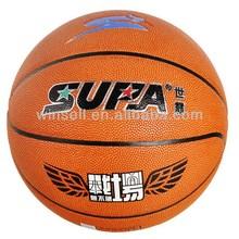 2014 durable laminated hot sale panel pvc basketball