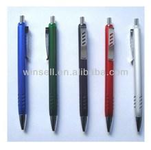 Top seller modern plastic erasable ball pen