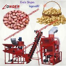 Peanut Sheller and Cleaner Machine|Peanut Husk Removing/Remover Machine/Mechanism