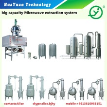stevia leaves extraction machine