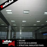 aluminum ceiling tile 600*600, pop interior design ceiling/aluminum ceiling tiles for office