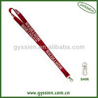 eco-friendly top grade pen holder neck lanyard