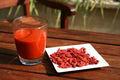 Granatapfelsaft goji saft 100% natürlich aus Himalaya