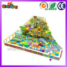 kids indoor exercise equipment playground roller slide playground