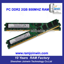 FCC CE RoHS tested ddr2 2gb ram mobile phones