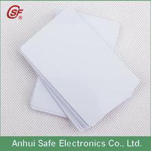 rewritable programmable inkjet printable rfid card (proximity cards)