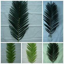 wholesale artificial palm tree leaves,artificial plants