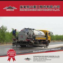 4cbm standard asphalt distributor asphalt paving HZJ5073GLQ