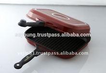 Double Side Frying Pan