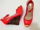 Silicon Snake Fashion Diva Women Elegant Shoes
