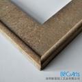 mdf de la foto o imagen o la pintura del marco hecho en china al por mayor