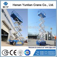 Hydraulic Electric Scissor Lift platform, China Famous Brand.