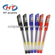 HTGS012 Top Quality Customized Logo milky gel pen