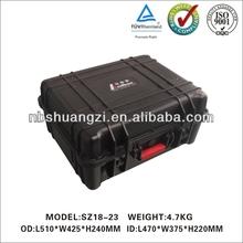 plastic hard waterproof case
