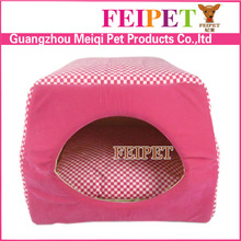 high quality portable and comfortable memory foam cave dog bed manufacturer