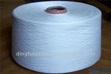 100%polyester spun yarn knitting