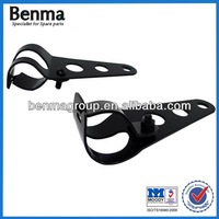 Wholesale Motorbike Headlight Bracket Universal ,Motorbike Headlight Bracket CNC Best Quality Headlight Bracket