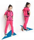 fashion kids leisurely tracksuit wholesale