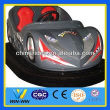 New original design low battery powered bump car price