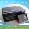 Free Software TK102B GPS Locator mini cheap gps tracker