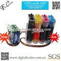 Ciss système de recharge d'encre compatible pour epson imprimante wf-2532 arc
