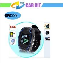 standby sos bracelet gps tracker watch mobile sim card gps