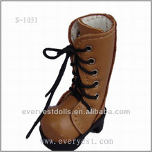 BROWN COWBOY BOOTS made for 18 inch american girl doll clothes shoes