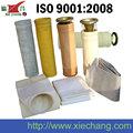 Poliimida( p84) bolsa de aire del filtro