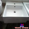 ferme évier salle de bain lavabo de couleur