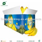 2014 NEW DESIGN HIGH QUALITY BANANA BOXES FRUIT FRESH BANANAS