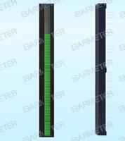101 section 100mm LED light beam display module Reverse voltage : 5V