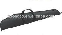 Outdoors black hunting rifle gun bag