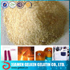 Industrial grade gelatin as binding agent /adhesives 120bloom