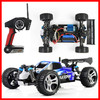 WL Toys A959 4WD RC Racing car 1:18 Whole Proportional Off-road Vehicle 4 Wheel Drive 2.4G Remote Control Electric Car( 50KM/H )