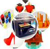 3d printer manufacturers/3d sublimation printer/industrial 3d printer