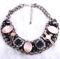 2014 Fashion Statement Prayer Bead Necklace
