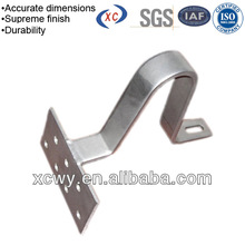 China manufactur solar panel roof mounting brackets