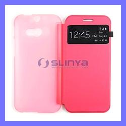 Top Quanlity Flip Case For HTC M8